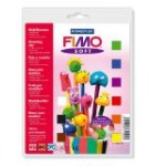 Fimo Soft Polymer Clay - Assorted - 10 x 25g Blocks