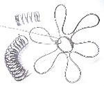 Aluminium Wire Rod - 3.2mm x 10m - Per Roll
