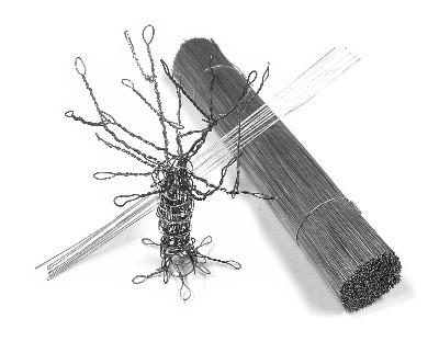 Florist Wire - 30cm - 2.5kg Bundle