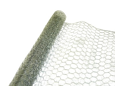 Galvanised Wire Netting - 90cm x 10m - Per Roll