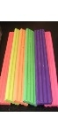 Plasticine - Fluorescent - Assorted - 500g Bar - Each