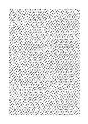Aluminium Mod Mesh - Fine - 500mm x 3m - Per Roll