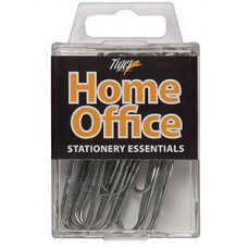 Giant Metal Paper Clips - 75mm - Pack of 12