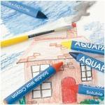 Aqua Pastels - Assorted - Pack of 50