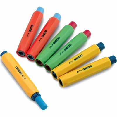 Giotto Chalk Holders - Pack of 6