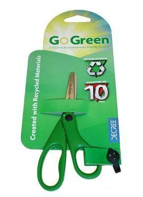 Go Green Scissors - 13cm - Per Pair
