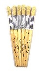 Chubby Paint Brush - Size 18 - Pack of 10