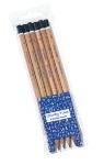 Studytime Sketching Pencils - Pack of 6