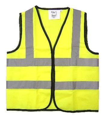 High Visibility Waistcoat - Medium (30 inch chest) - Each