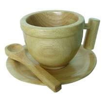 Cup & Saucer - 12 x 12 x6.5cm - Per Set
