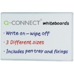 Dry Wipe Board - 900 x 600mm - Each