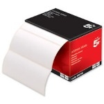Self-Adhesive Labels - 89 x 35mm - Roll of 250