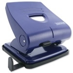 Metal Double Hole Punch - 25sheet - Each