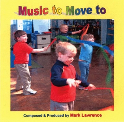 Music to Move To C.D - Each