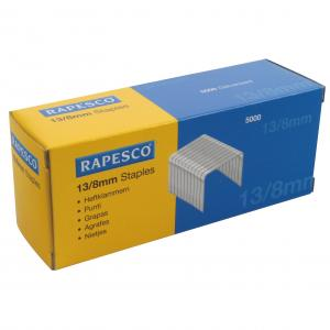 Rapesco 13/6 Staples - Box of 5000