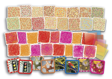 Colour Vision Perception Kit - Assorted - Pack of 24