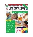 Fine Motor Skills Fun Resource Book - Each