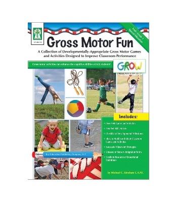 Gross Motor Skill Fun Resource Book - Each