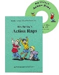 Ros Bayley's Action Raps Book & C.D - Each