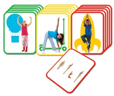 Body Poetry Yoga Cards - Pack of 16