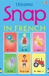Usborne French Picture Snap Cards - 3 Years + - Pack of 48