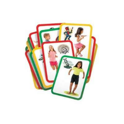 The Busybody Exercise Cards - Pack of 16
