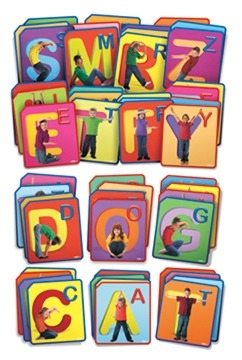 Twist & Spell Exercise Cards - Pack of 48