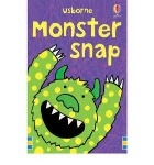 Usborne Monster Snap Cards - 3 Years + - Pack of 48