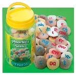 Phonic Pebbles - Assorted - Tub of 64