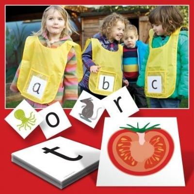 Active Alphabet Kit