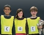 Active Learning Vests - Pack of 6 ( measuring 140mm )