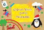 Colour Your Own Calendar - Each