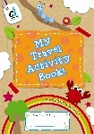 My Travel Activity Book - Each