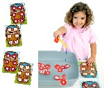 Apple Bobbing for Numbers - Pack of 32