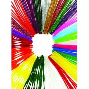 Pipe Cleaners Super Assorted Pack - Pack of 250