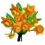Make Your Own Daffodils - Pack of 25