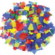 Tissue Paper Off-Cuts - Assorted - 500g