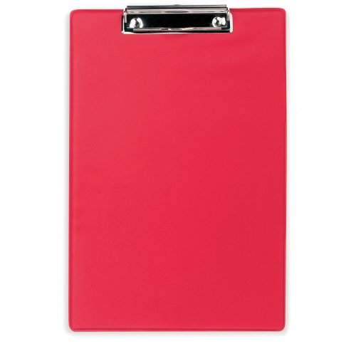 A4 PVC Clipboards - Pack of 10