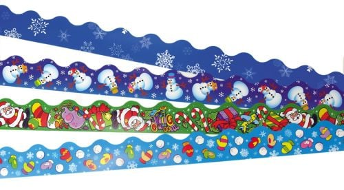 Christmas Trimmer Value Pack - 4 x 12 x 1m Strips