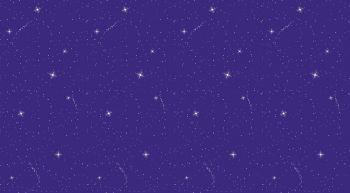 Fadeless Display Roll - Night Sky - 1218mm x 15m - Each