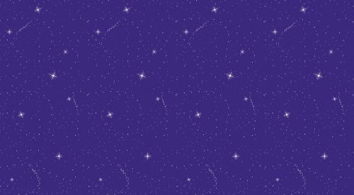 Night Sky Fadeless Display Roll - 1218mm x 15m - Each