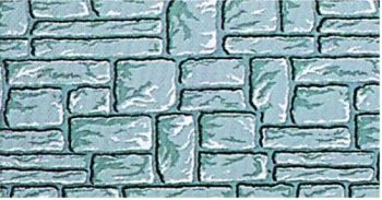 Fadeless Display Roll - Flagstone - 1218mm x 15m - Each