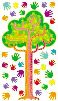 Hands in Harmony Learning Tree Classroom Display Pack
