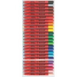 Berol Colour Broad Colouring Pens - Assorted - Pack of 24