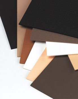 Foam Sheets - Skin Tones -16 x 16cm - Assorted - Pack of 30
