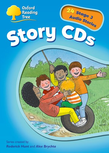 Levels 3 C.D Storybook Pack