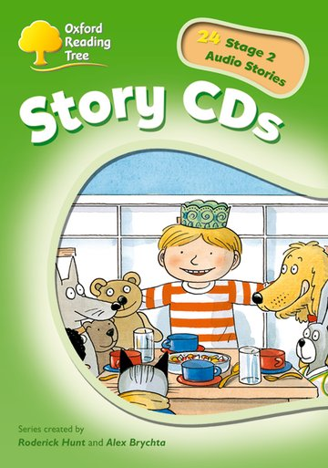 Levels 2 C.D Storybook Pack