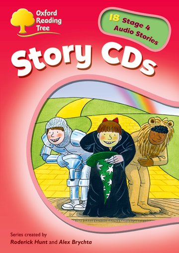 Levels 4 C.D Storybook Pack