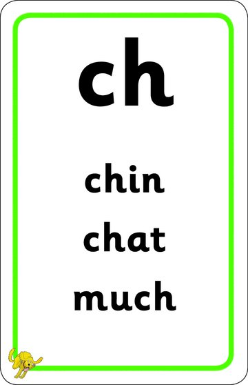 Floppy's Phonics, Sounds and Letters Flashcards - Pack of 72