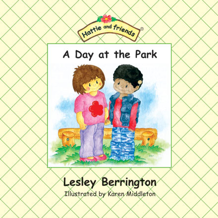 A Day at the Park Book - Each